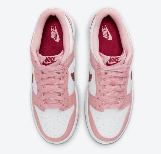 Dunk low 'Pink Velvet'