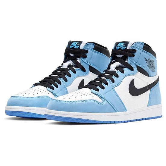 Jordan 1 'university blue'