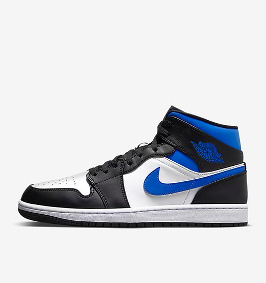 Jordan 1 mid 'Racer blue'