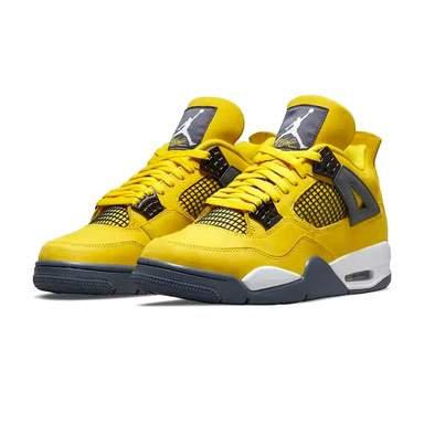 Jordan 4 'Lightning'