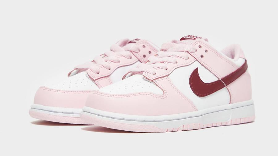 Dunk Low 'Pink Foam'