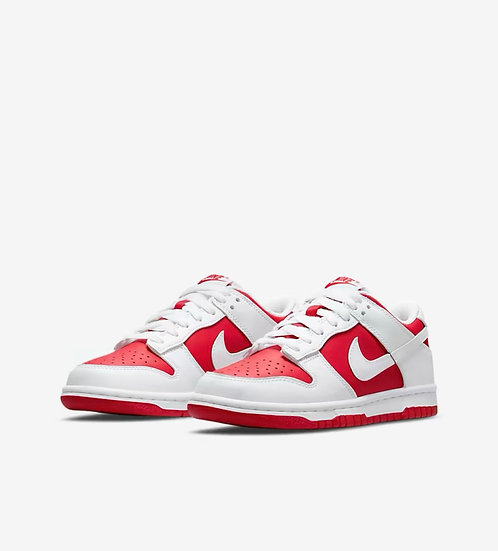 Dunk low 'University Red'