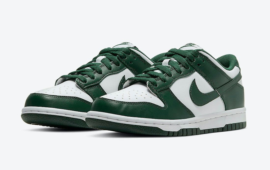 Nike Dunk Low 'Michigan Green'