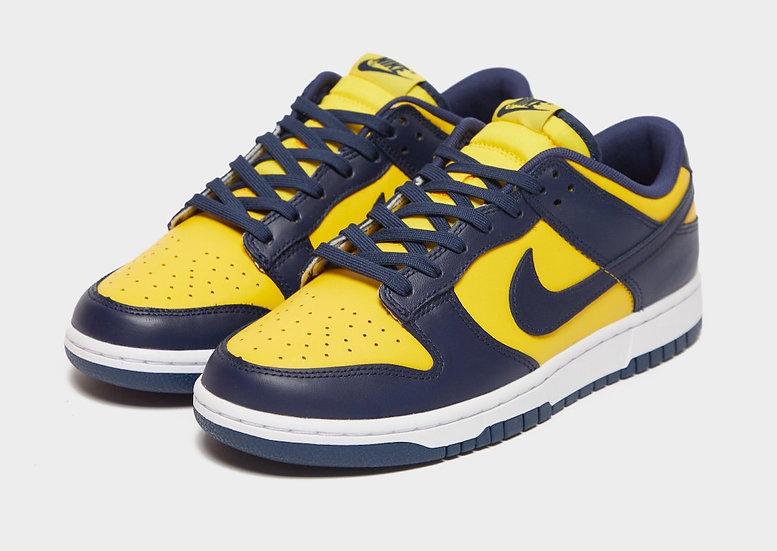 Nike Dunk Low Michigan 2021