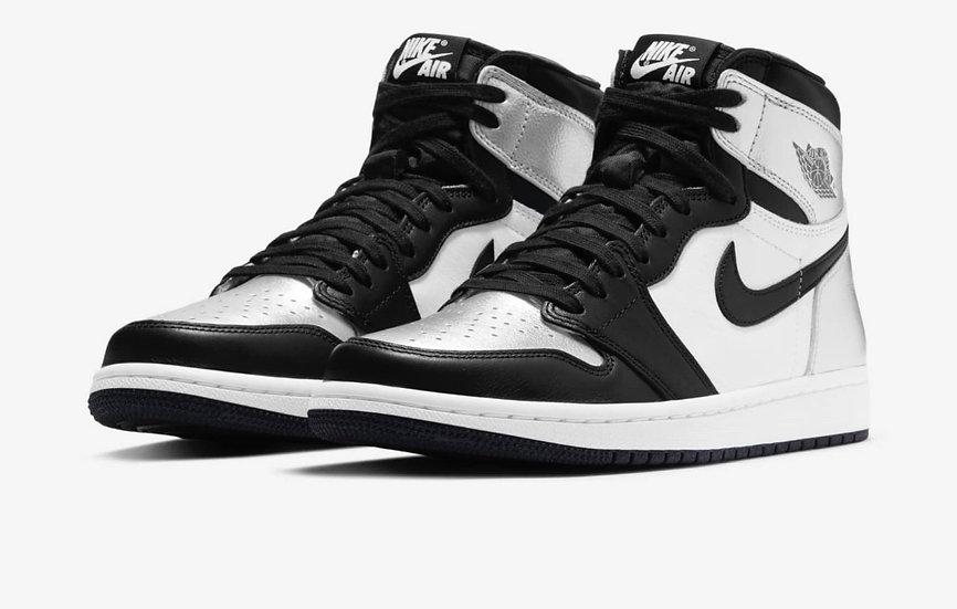 Jordan 1 High 'silver toe'