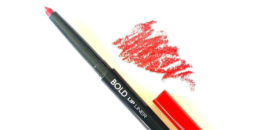 Cherry Red lip Liner