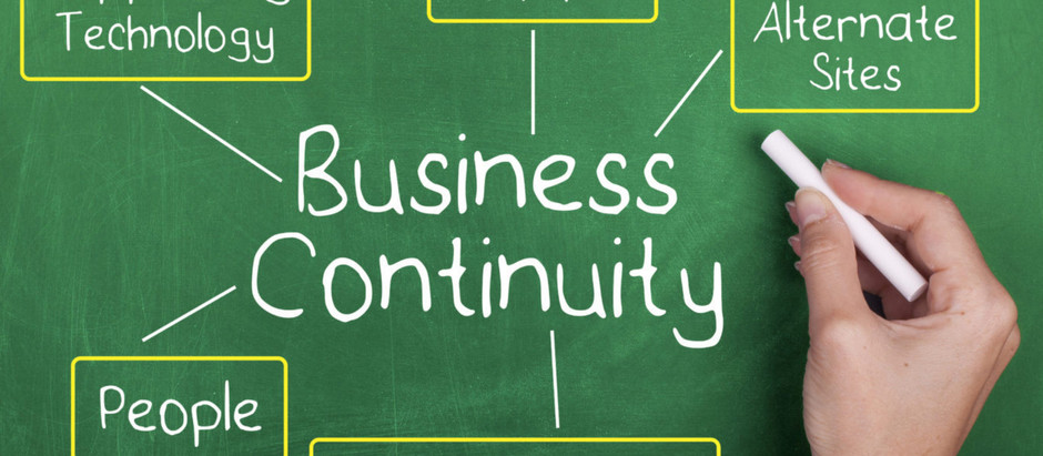 4 razões pelas quais seu escritório precisa de um Plano de Continuidade de Negócios (PCN).