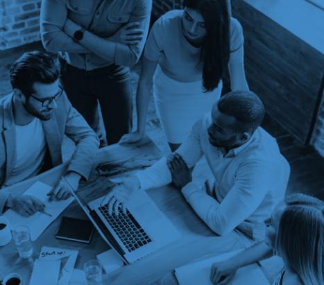 Qual a interseção entre gerenciamento de conteúdo, processos e governança?