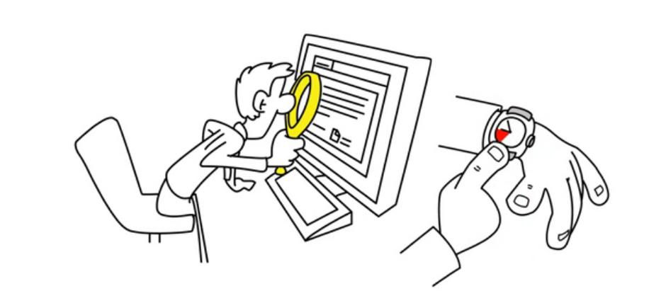 Localizar um documento digital é fácil?