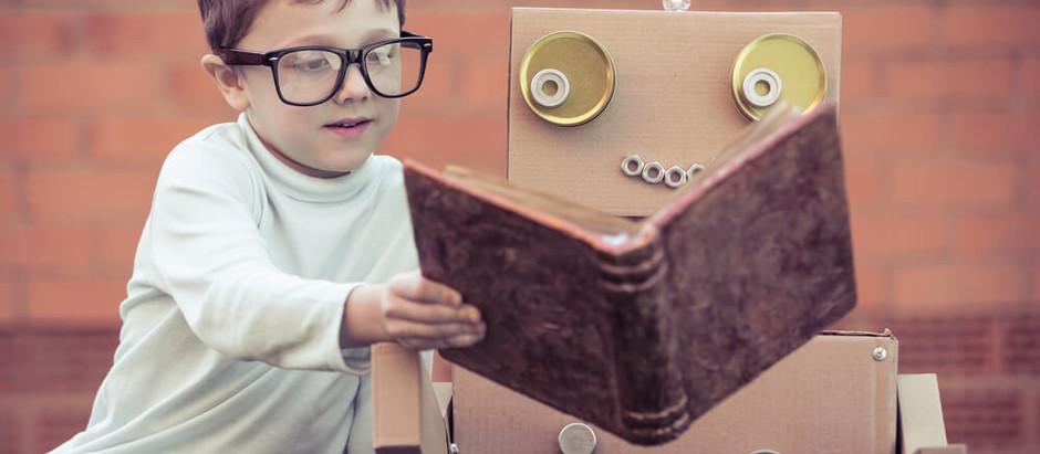 """""""Homens e máquinas, o futuro será promissor"""