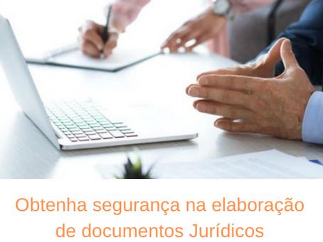 Webinar: Elaboração de Documentos Jurídico