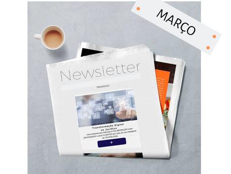 Newsletter - Março