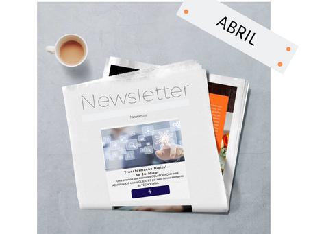 Newsletter - Abril