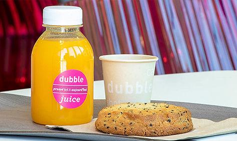 votre petit-déjeuner dubble livré !