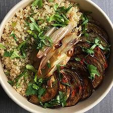 hot bowl veggie