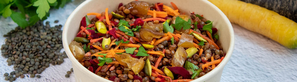 Dubble Carte Printemps 2021 Déjeuner Healthy Salad Bowl
