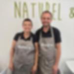 Eva & Thibaud vous accueillent dans leur restaurant