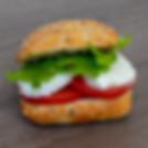 Petit Sandwich Tomates Mozza