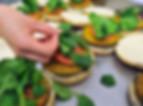 Veggie Toaste Dubble