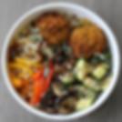 Hot Bowl végétarien du jour