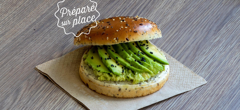 Dubble Restaurant Healthy Sandwiches Toasté Avocat