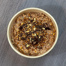 porridge chocopraline