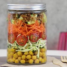 Dubble Jar tout légumes