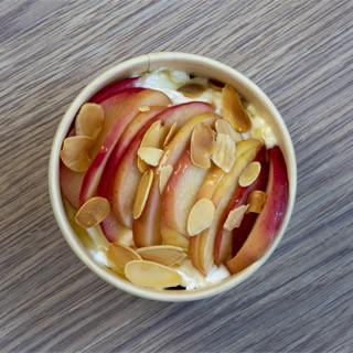 Dubble Dessert Skyr Pomme Roties Automne 2020