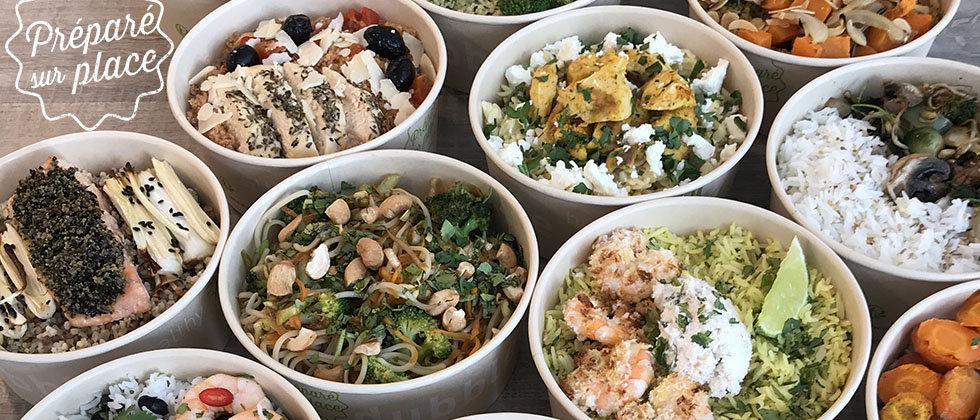 Hot & Healthy ! des bowls chauds tous les jours !