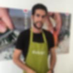 Arnaud vous accueille dans son restaurant