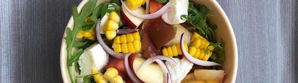 Dubble Restauration Healthy Salad Bowl Carte été 2021