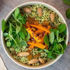salad bowl boulgour & brocolis