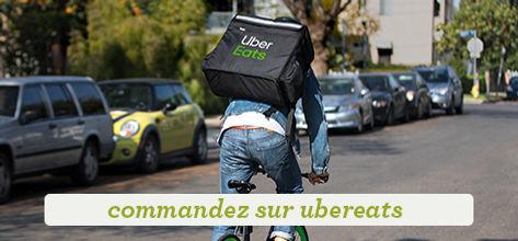 commander sur UberEats