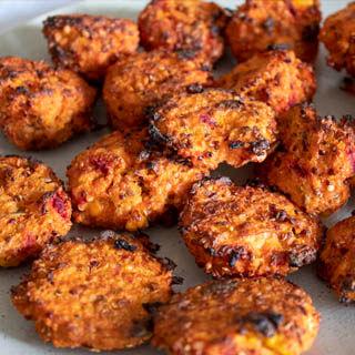 Dubble Croquettes Quinoa Légumes