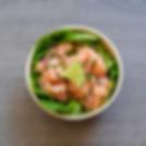 Petite Salade Saumon
