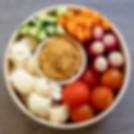Salad Bowl Crudités