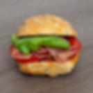 Petit Sandwich Jambon Cru
