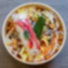 """Salad Bowl """"Asia"""""""