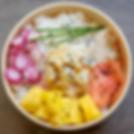 Poke Bowl Ceviche