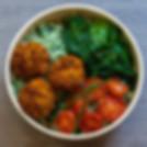 Salad Bowl au riz vert