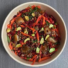 salad bowl marocaine