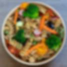 Salad Bowl aux fusillis
