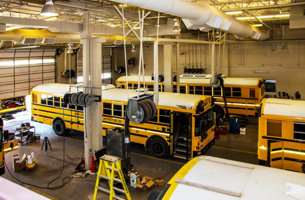 Maricopa USD Transportation Facility