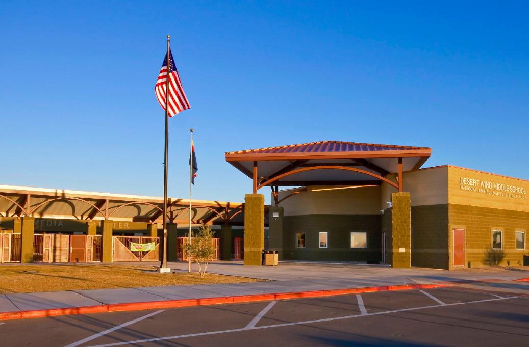 Desert Wind Middle School Maricopa
