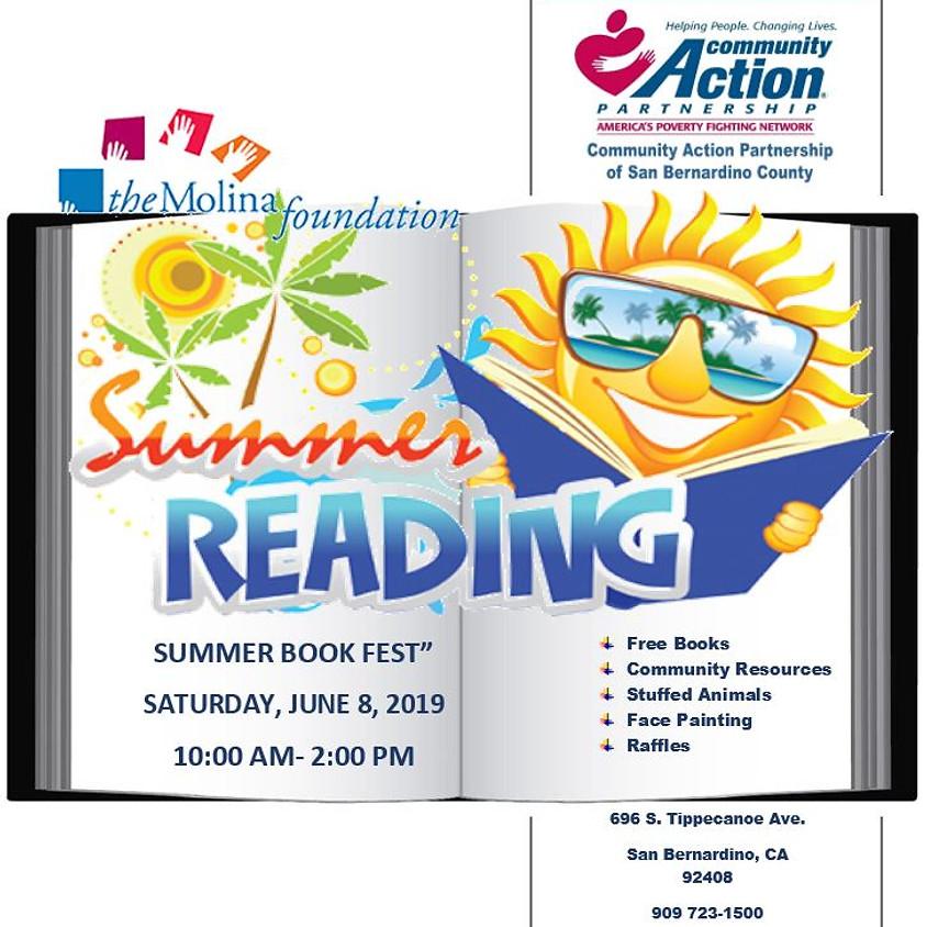 Summer Book Fest 2019