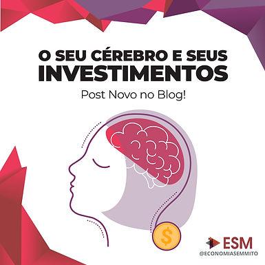 O Seu cérebro e Seus Investimentos