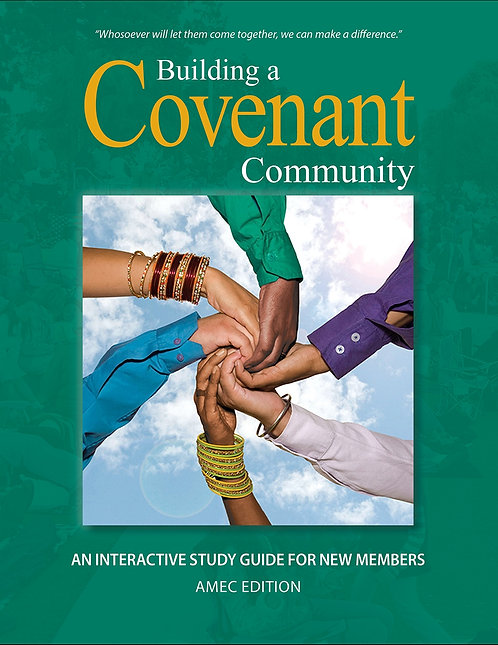 Building a Covenant Community for New Members