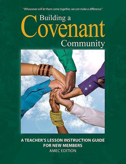 Building a Covenant Community Teacher-Lesson Book