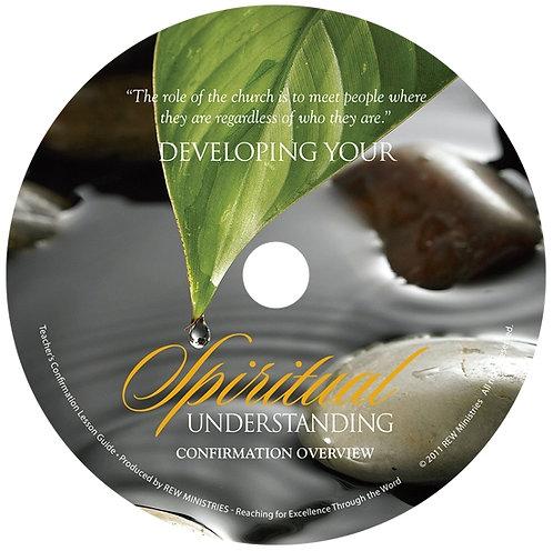 Youth Confirmation Teacher's PowerPoint CD