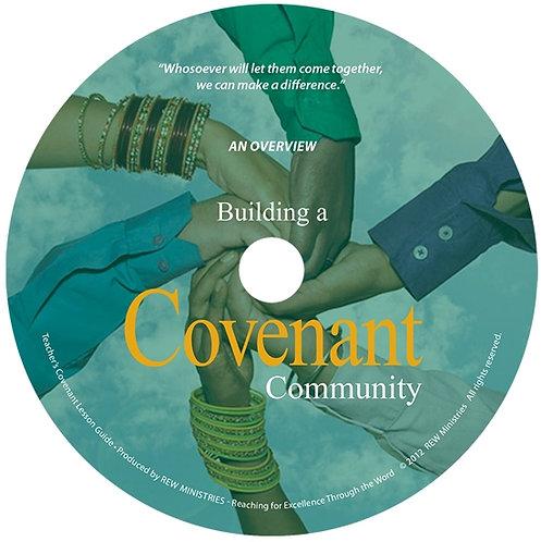 Building a Covenant Community CD